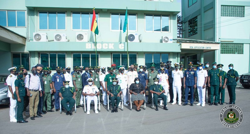 Collaboration is key in countering security threats - Comptroller-General