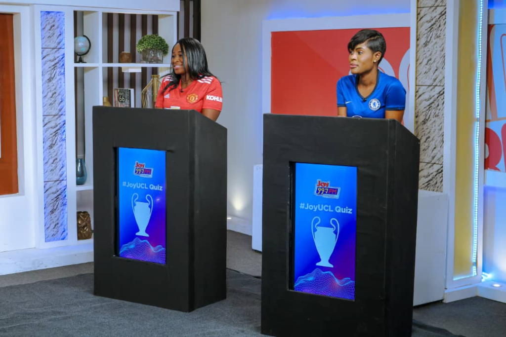 OB Amponsah, General Ntatia and NGO to compete in this year's Joy UCL quiz