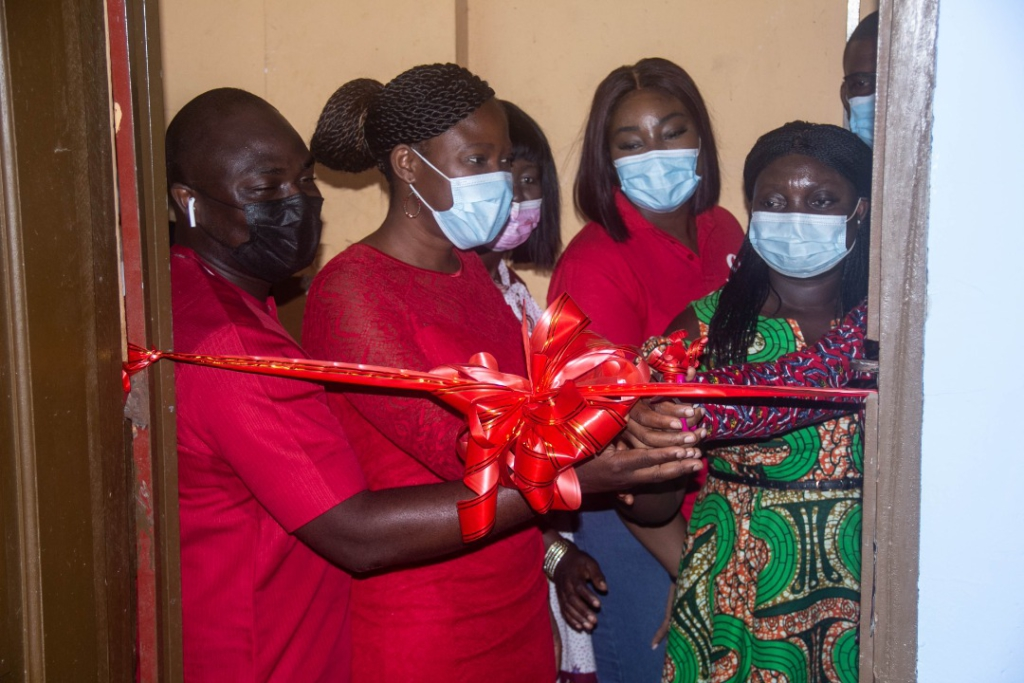 Vodafone Ghana Foundation climaxes 4-Kindred projects with commissioning of computer lab for Ofankor M/A 3 JHS