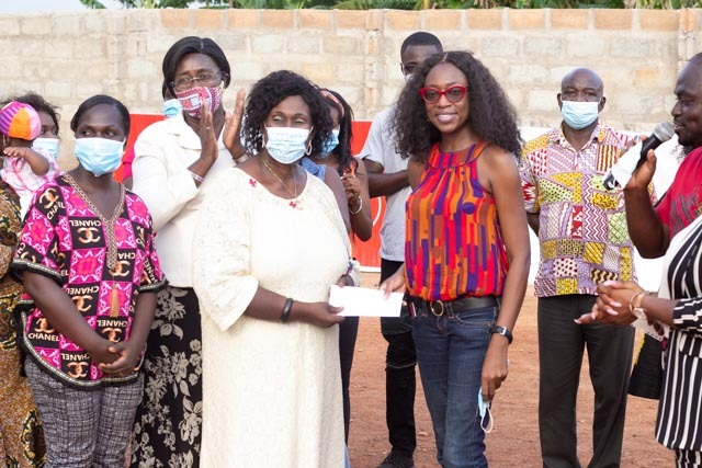 Vodafone Ghana Foundation marks Mothers' Day with Porter's Village Orphanage