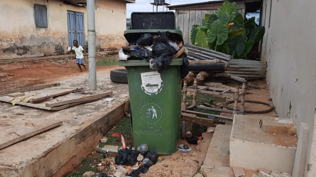 Over 2,000 people to benefit from Waste Management System in Bechem