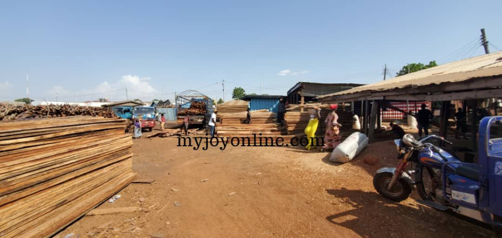 Haruna Iddrisu charges government to reverse the sale of Tamale timber market