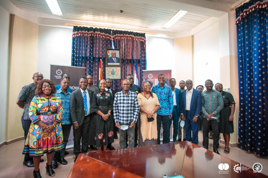 Design and Technology Institute and Ho Technical University partner to transform youth livelihoods
