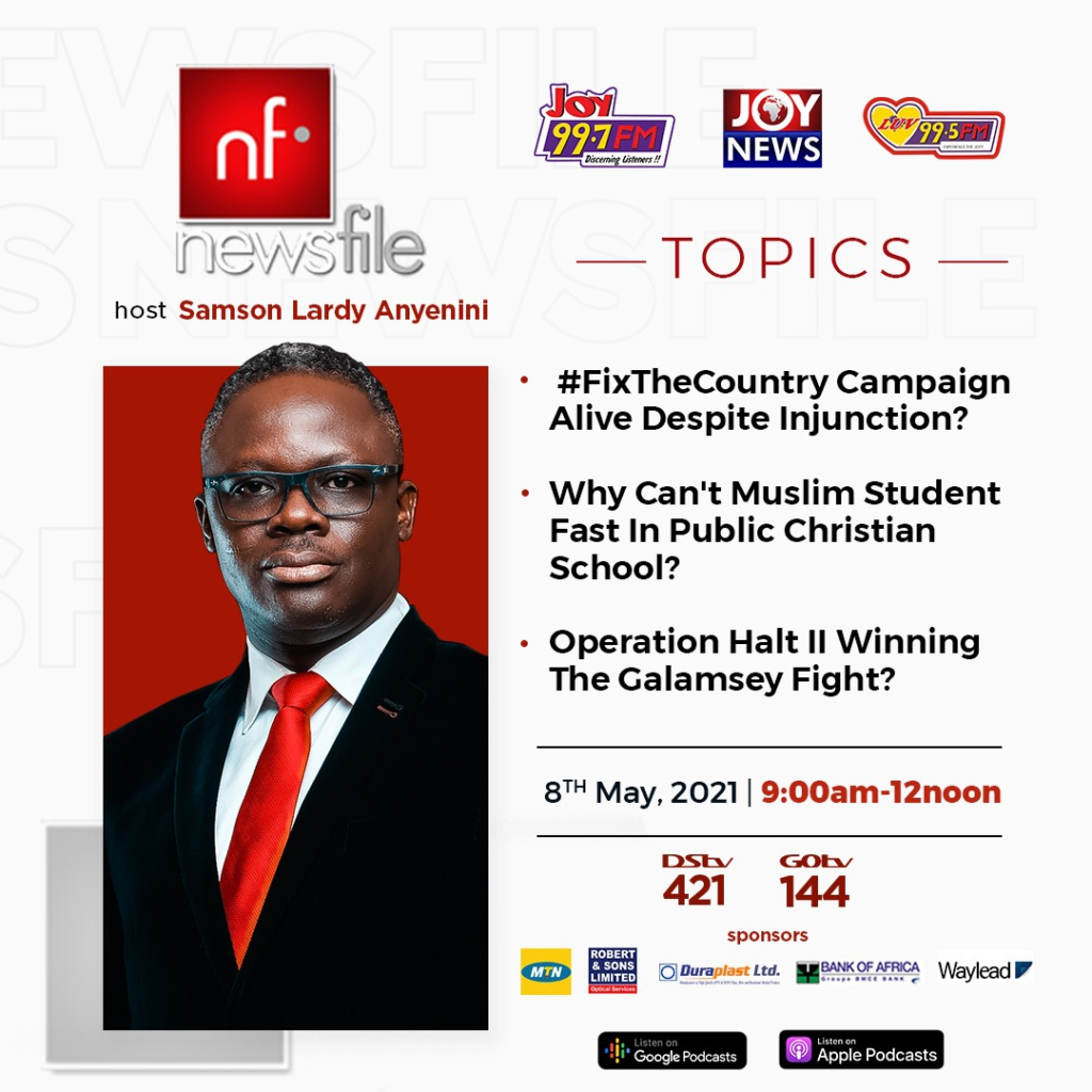 Playback: Newsfile discusses #FixTheCountry brouhaha; Muslim students not allowed to fast in public Christian school