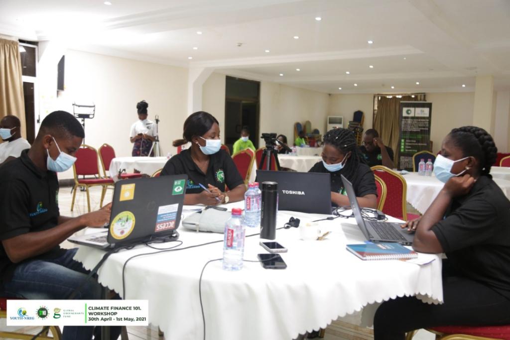 SYND-Ghana backs Lands Ministry's fight against exploitation of forest reserves