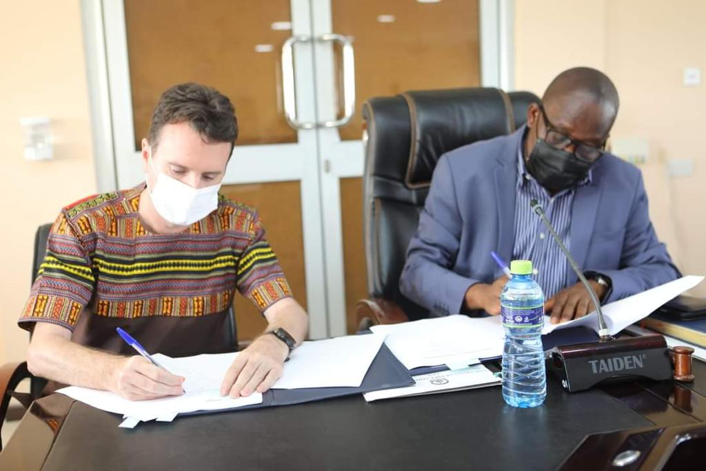 UEW Signs MoU with T-TEL to reform Educational Sector