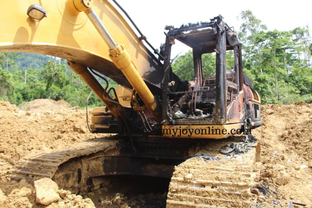 Xtra Gold Mining Limited not mining illegally - Kate Gyamfuah's Secretary defends