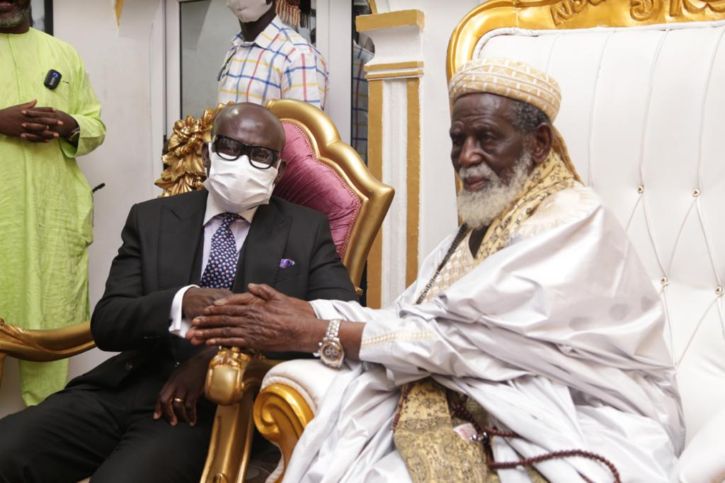 Chief Imam plays an important role in Ghana and Africa - Attorney-General