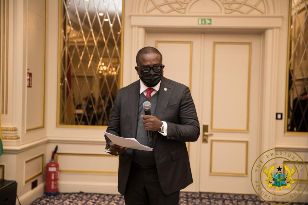 Akufo-Addo secures €170 million for Development Bank Ghana