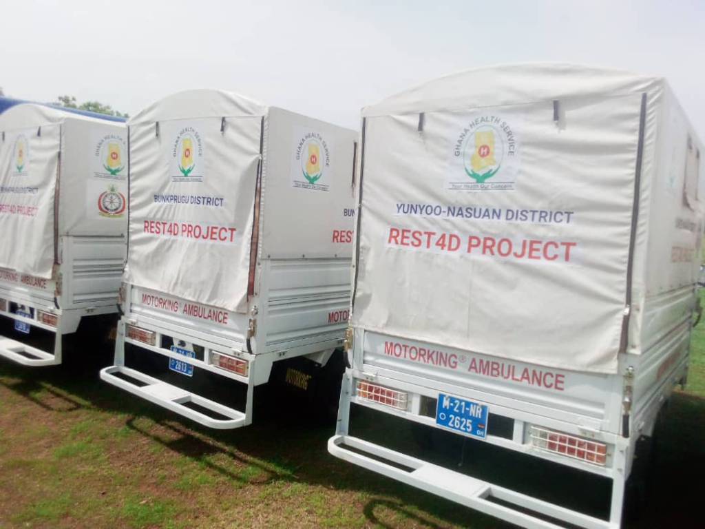 Ghana has come a long way in improving emergency response systems - Ambulance Service CEO