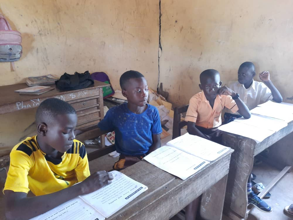 Lack of teachers at Chihigu L/A Primary School in Salaga North impeding academic work