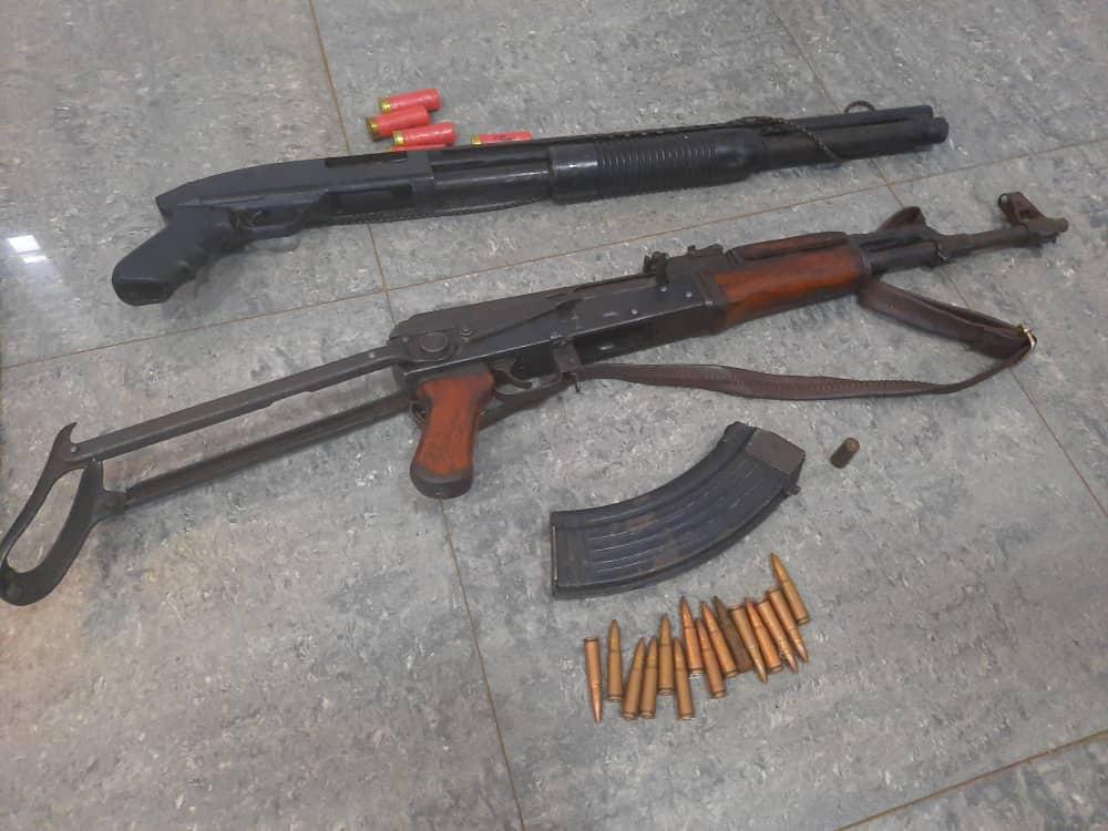 Notorious gunrunner arrested in Northern Region