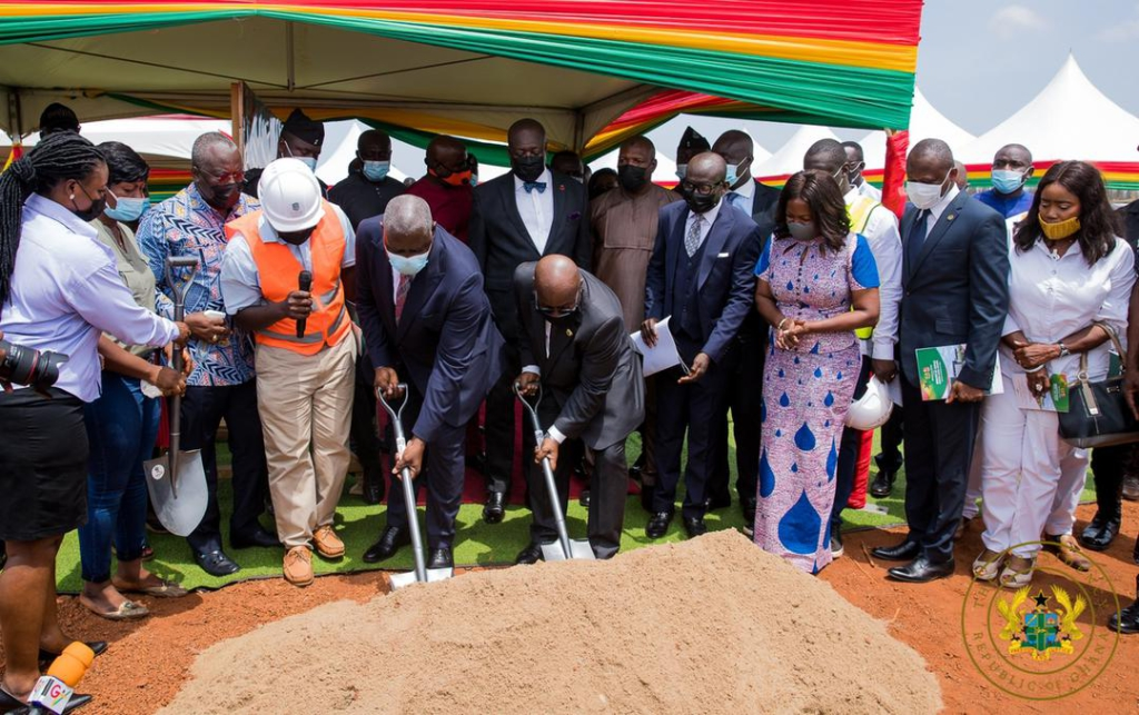 Ridding water bodies, forests of excavators, Changfans is lawful in 'galamsey' fight – Akufo-Addo