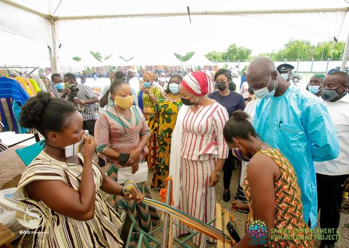 Economic empowerment of women is better for nation-building - Samira Bawumia