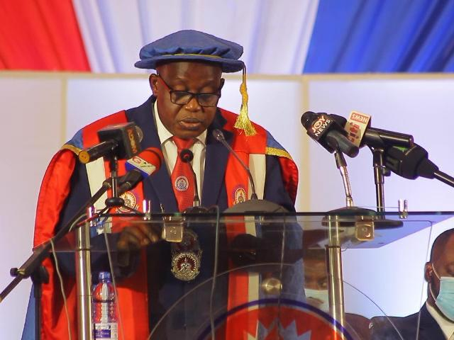 Akufo-Addo lauds UEW management over judicious use of internally generated funds