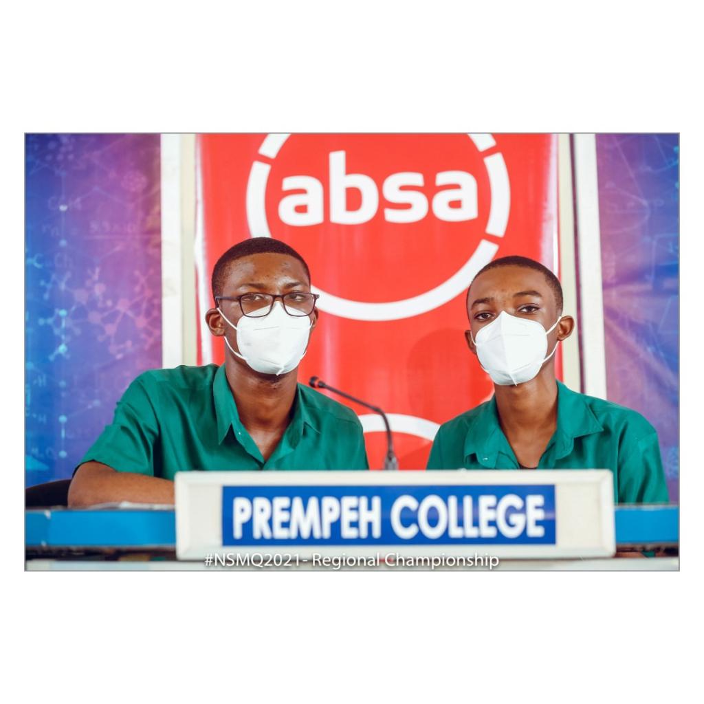 NSMQ 2021: Merciless Prempeh College buries KUHIS, two others with 80 points in Ashanti Regional Championship; qualifies for semis