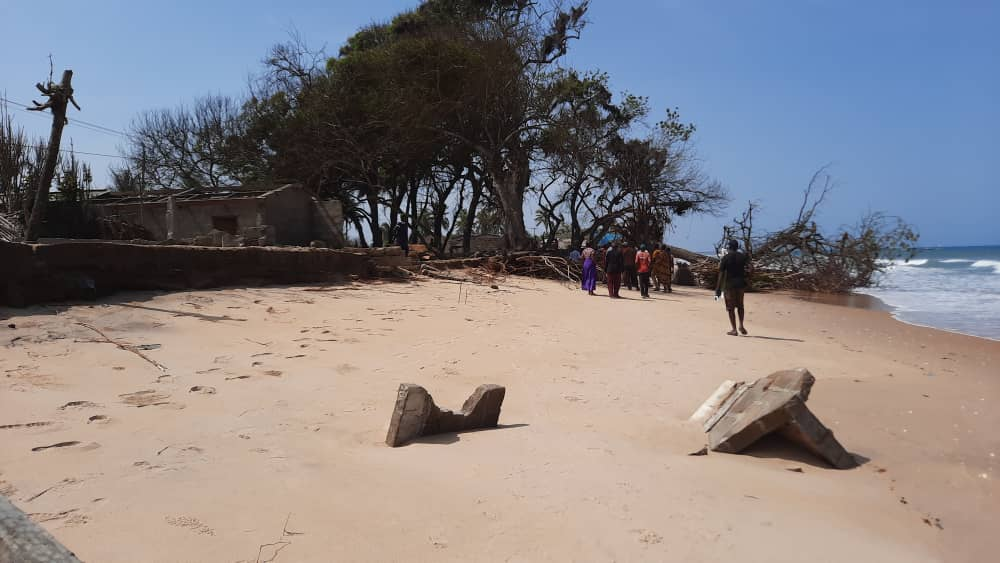 Agavedzi residents call for support after tidal waves render 700 homeless