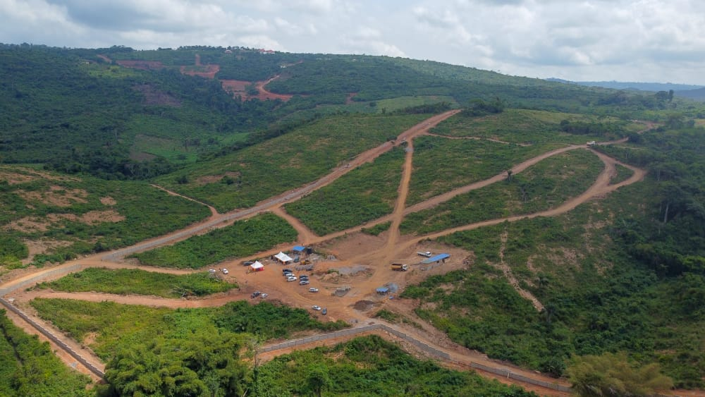 Ghana Insurance College begins construction of new campus at Adamrobe