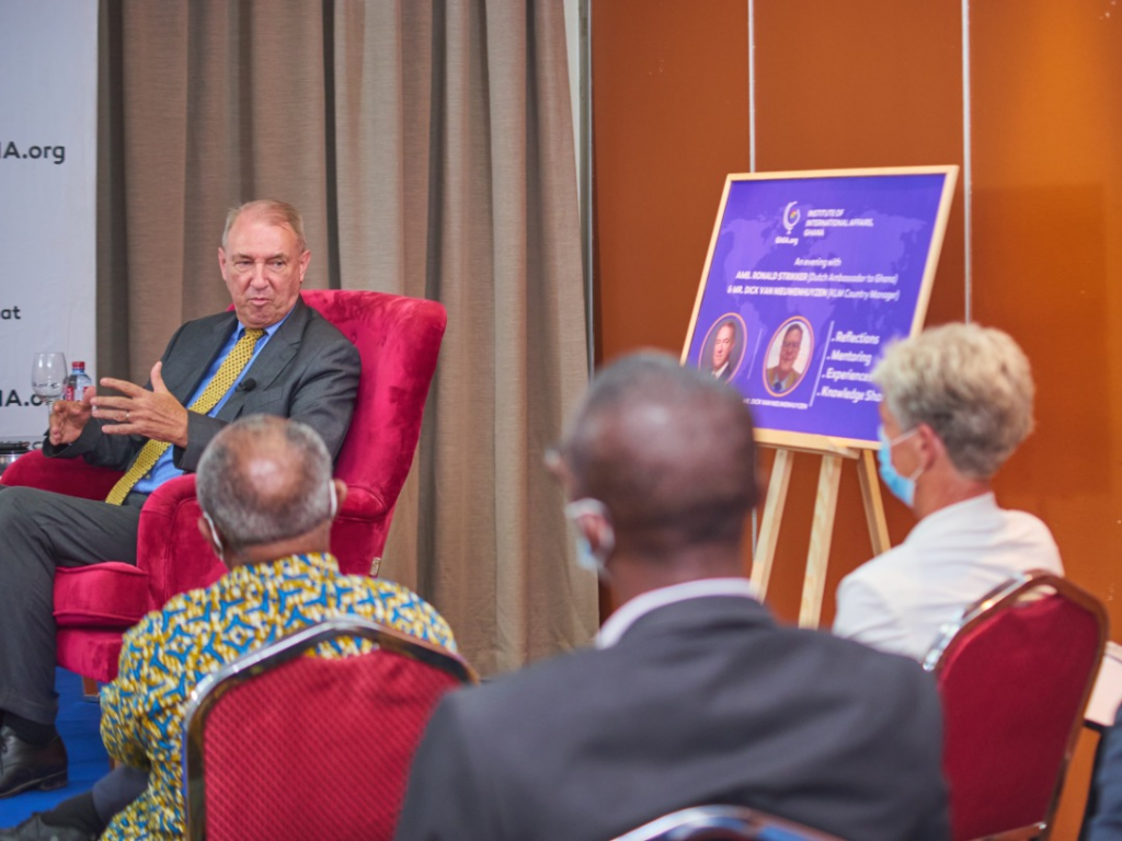 KLM is an enduring legacy of Ghana-Netherlands relationship - Dutch Ambassador to Ghana