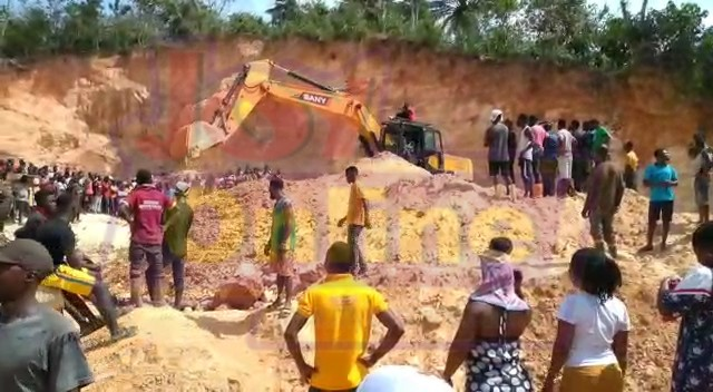 How a 13-year-old boy lost his life after leaving home to mine in galamsey pit