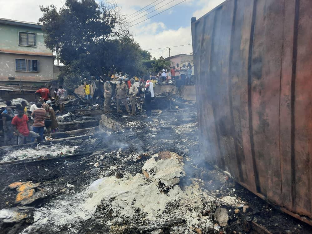 Ashanti Region: Fire kills eight in first quarter of 2021