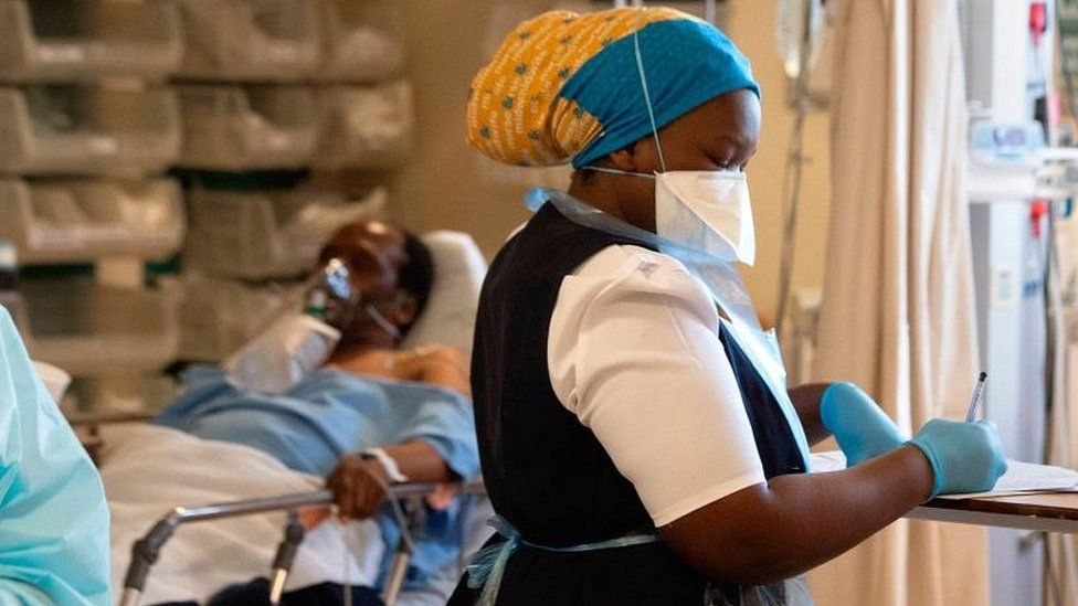 Coronavirus: New variants are causing growing concern in Africa
