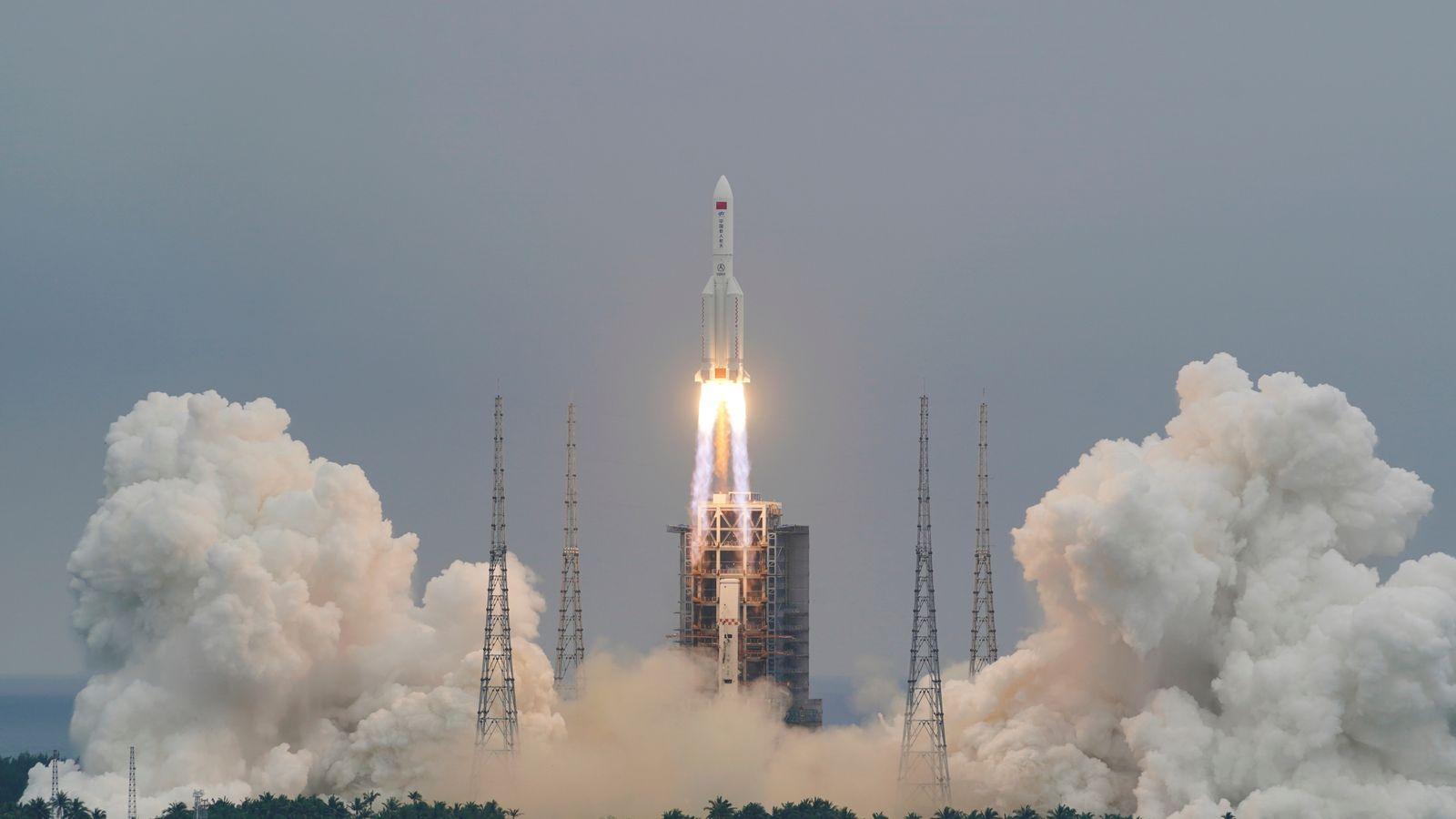 chinese rocket - photo #3