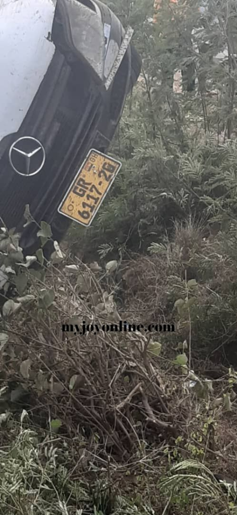 5 feared dead, 15 injured in accident on Accra-Tema motorway