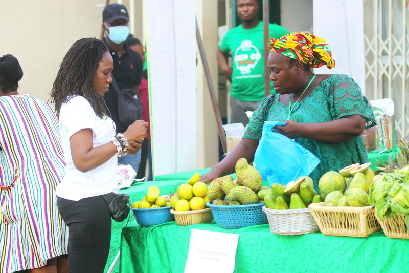 Ecobank Ghana pledges support for women in agriculture