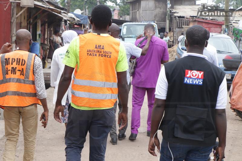 Photos: JoyNews Clean Ghana Campaign resumes