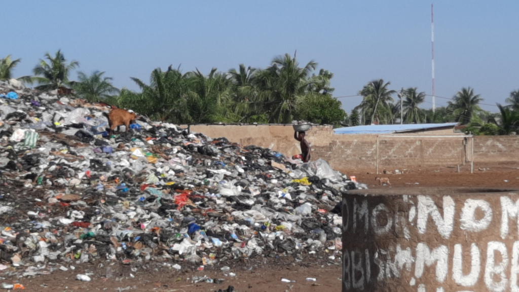 Dekeme residents plead with government to clear over 36-year-old mountain-like refuse dump