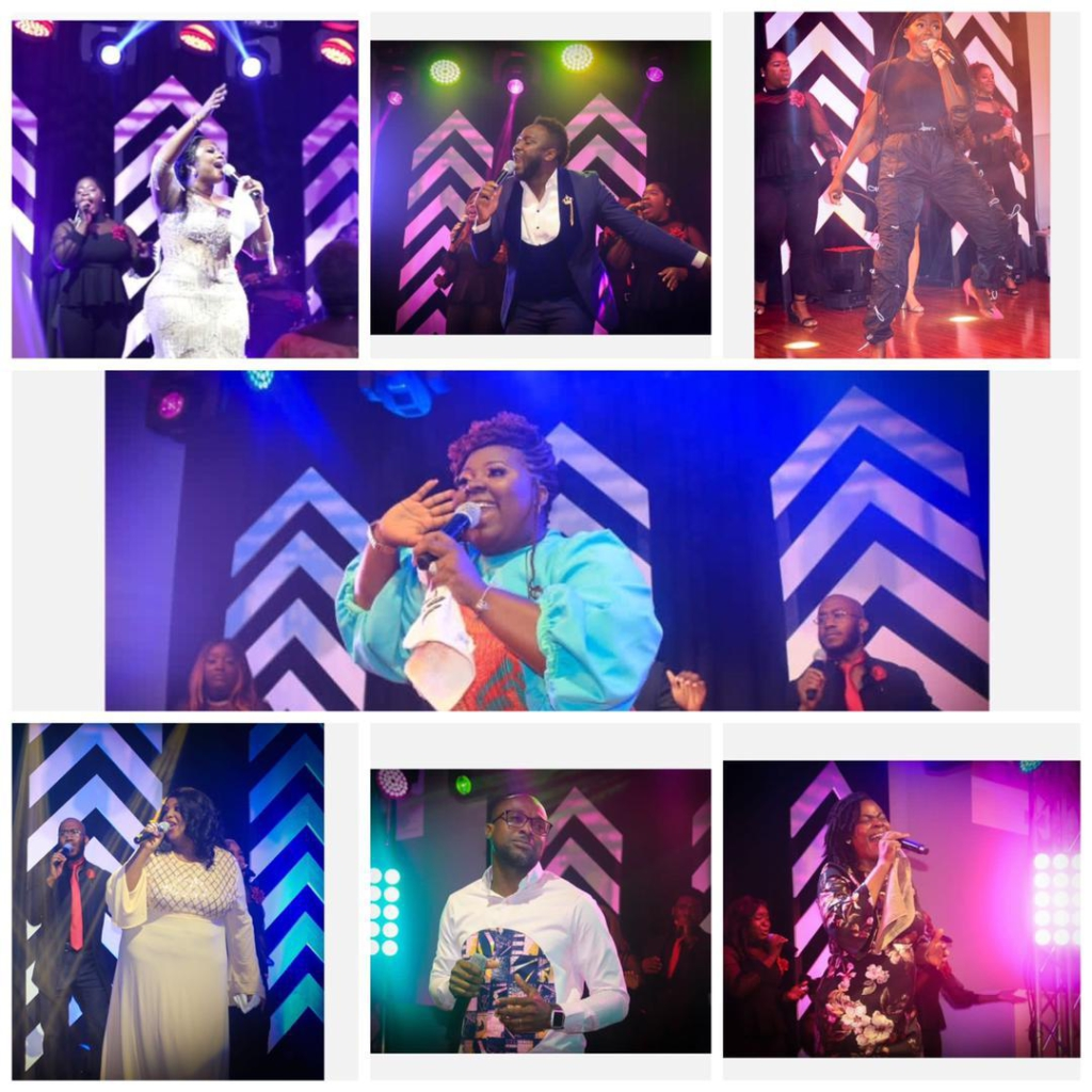 Overflow Concert 2021 leaves audience with an unforgettable worship experience