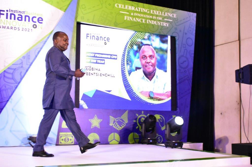 MTN Ghana bags 7 awards at 6th Finance Innovation Awards