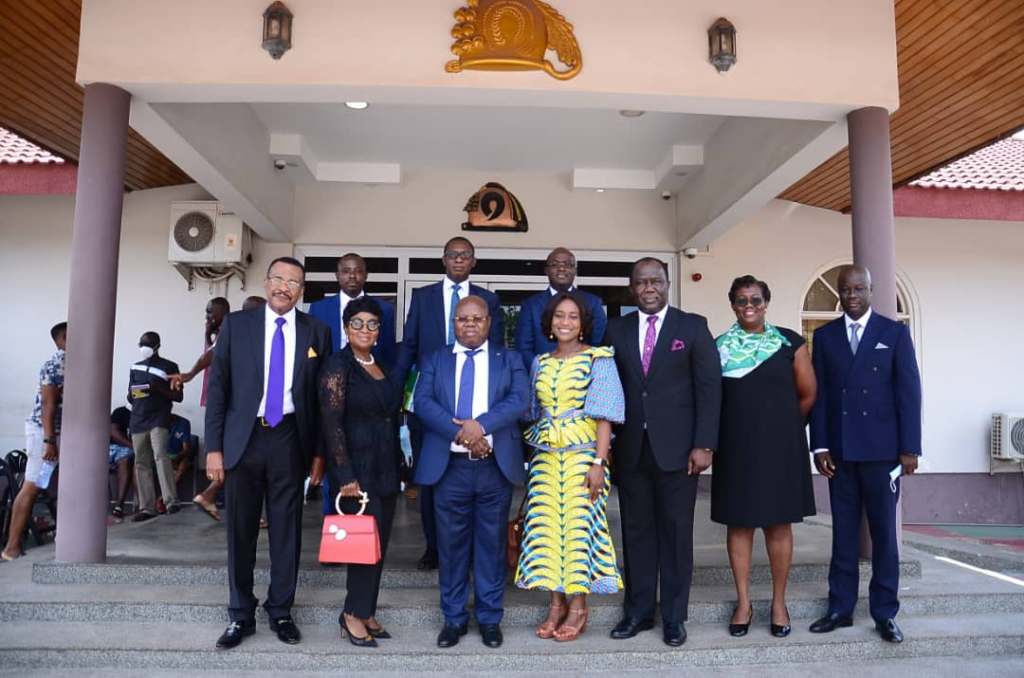 Asantehene commends board and management of ADB for refocusing on its core mandate