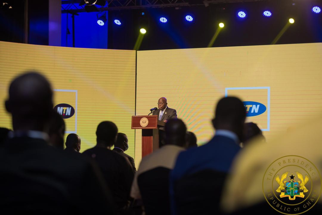 Government using digital technology to stimulate growth in economy - Akufo-Addo