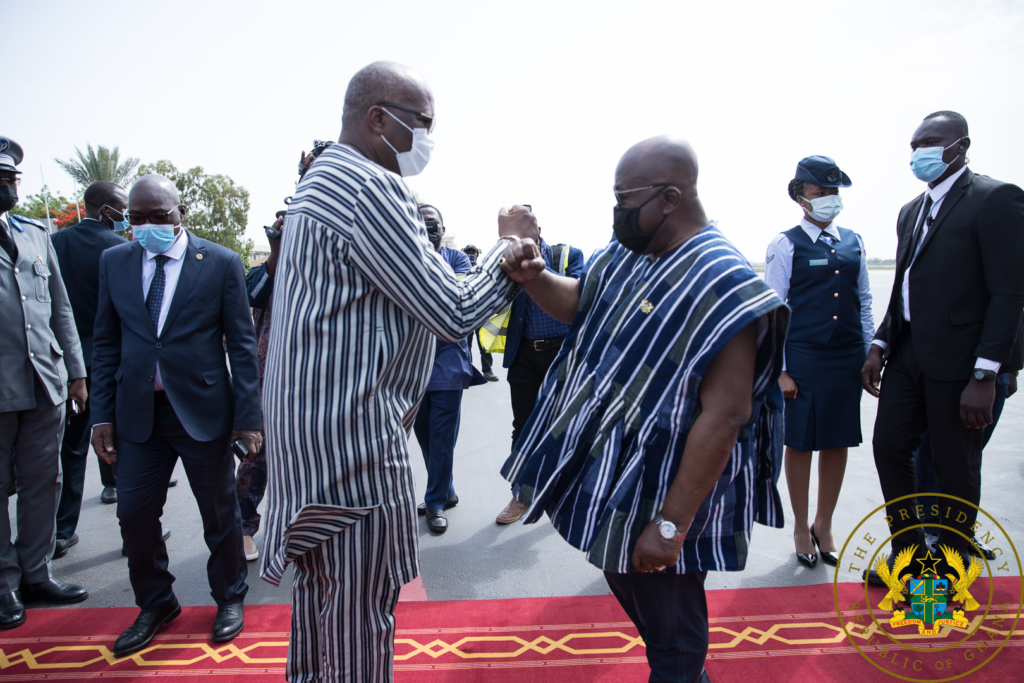 Fight against terrorism a collective one; ECOWAS will assist Burkina Faso - Akufo-Addo