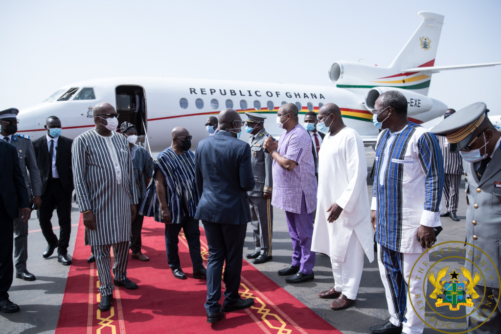 Fight against terrorism a collective one; ECOWAS will assist Burkina Faso – Akufo-Addo