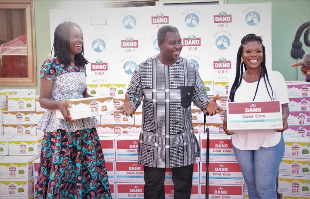 Arla Foods donates products to New Life Orphanage to mark World Milk Day