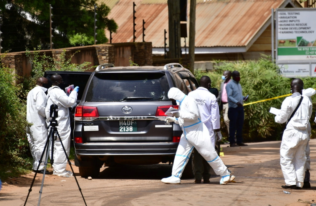 Minister survives assassination attempt, daughter and his driver shot dead