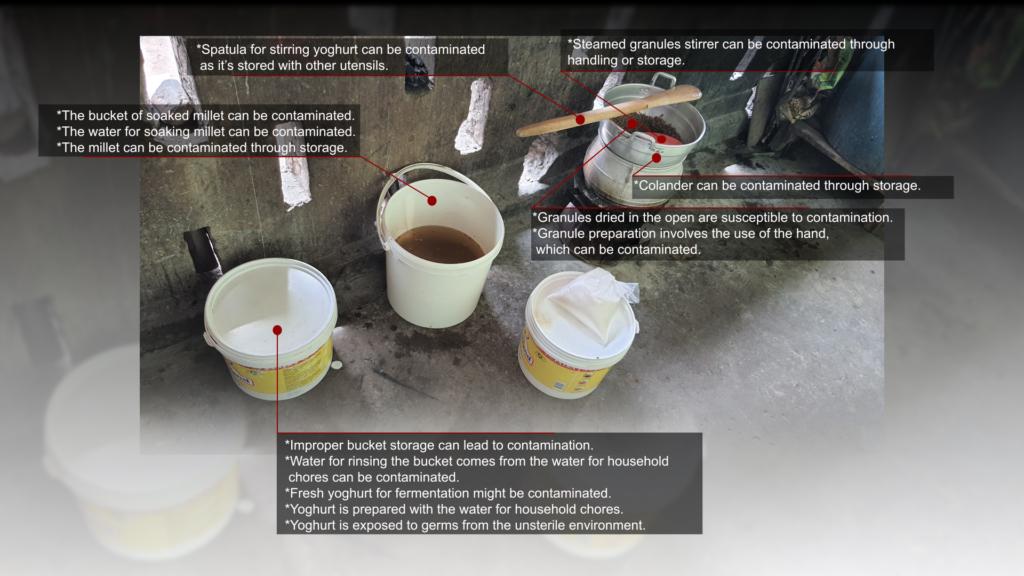 Brukina: A nutritious food contaminated with E. coli