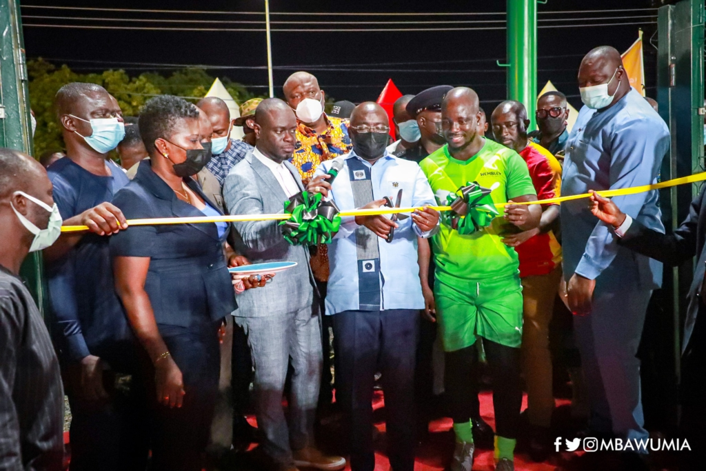 Bawumia tasks Sports Ministry to institute National Fitness Day