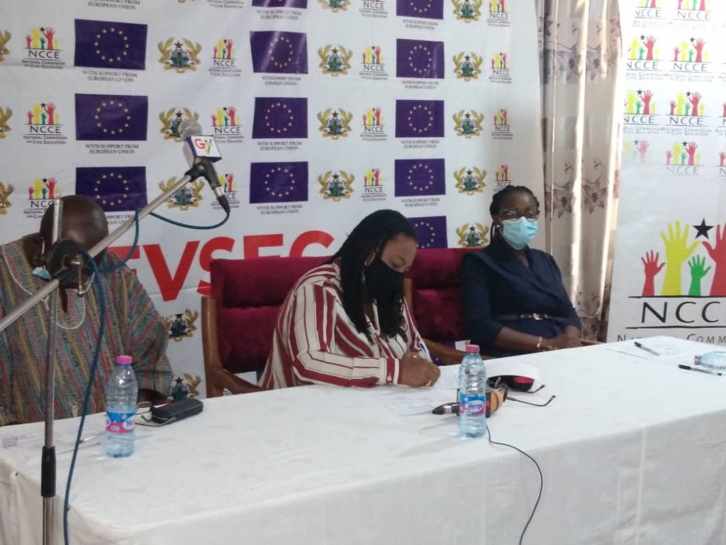 NCCE Chair calls for an end to attacks on media practitioners by National Security
