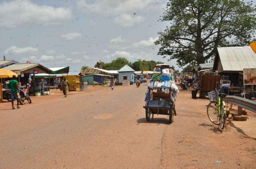 Paga residents demand intensified security following police warning of Burkinabe bandits
