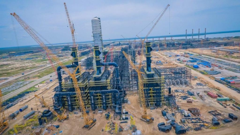 CBOD meets Dangote Group for progress update on oil refinery project