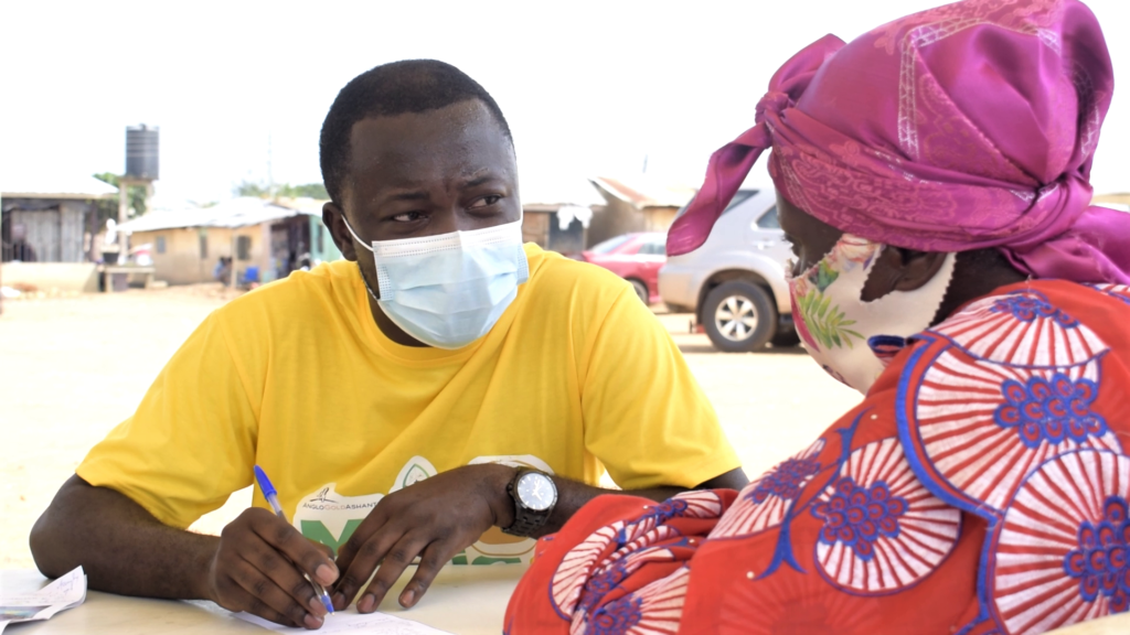 500 Obuasi residents benefit from AngloGold Ashanti mini-clinic for needy communities