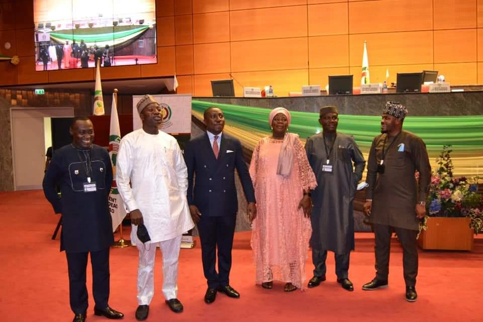 Political tension before and after 2020 elections dominates Ghana's report to ECOWAS Parliament
