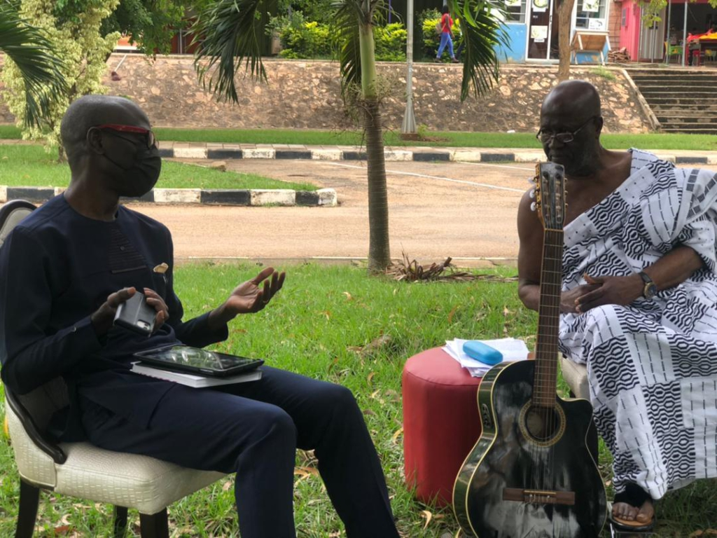Find innovative ways to convert your liabilities into assets - Agya Koo Nimo urges Ghanaians