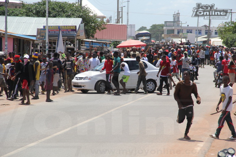 2 dead, 4 injured as military and police clash with protesting Ejura youth