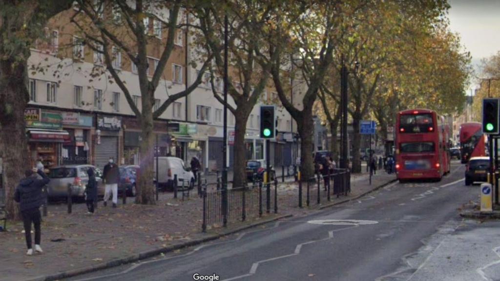 20-year-old man arrested for killing flower seller Tony Eastlake in London