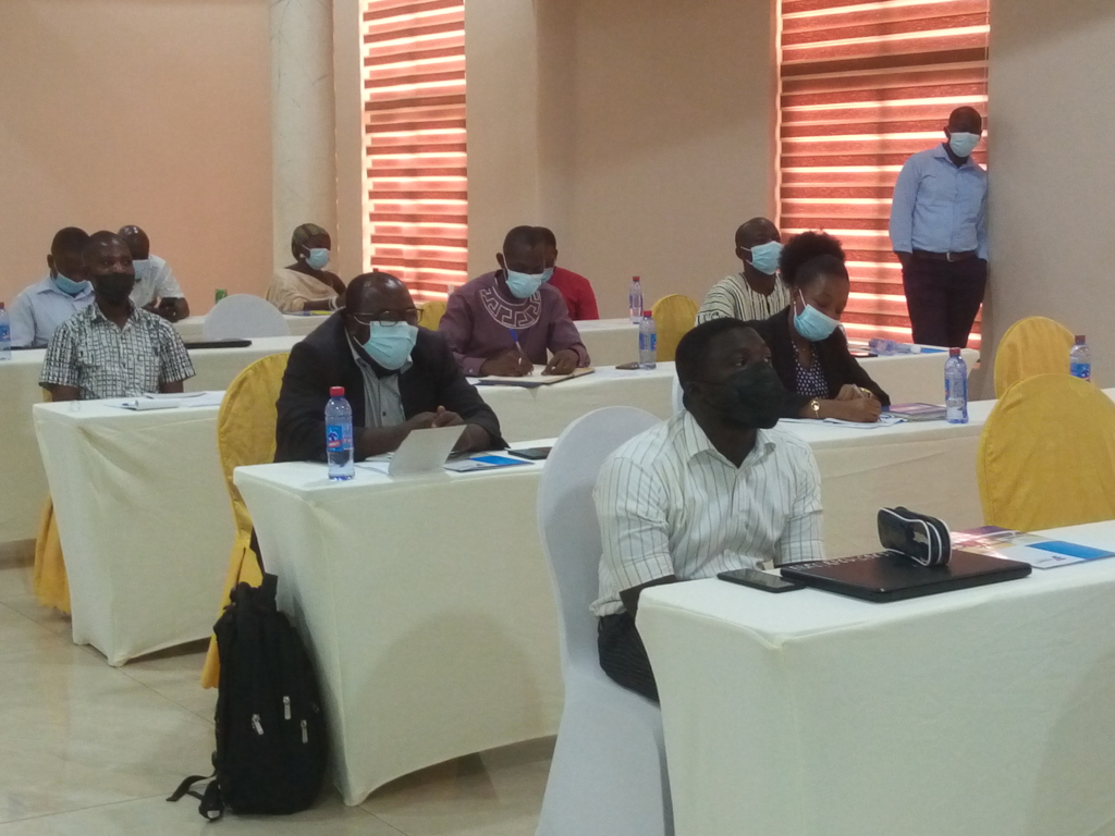 Inadequate resources affecting citizens' participation in monitoring of social delivery projects - GSAM trainees lament